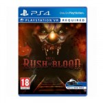 Rush of Blood PS4