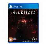 injust 2 PS4