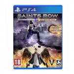 saints row 4 PS4